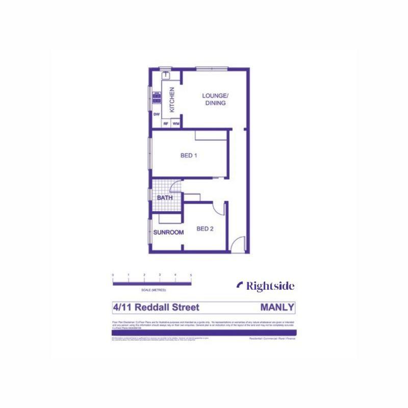 4/11 Reddall Street Manly 2095