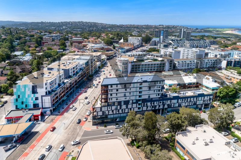 PREMIER RETAIL SPACE AT DEE WHY GATEWAY