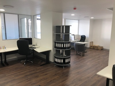 Fitout Complete, turn key ready for Professional