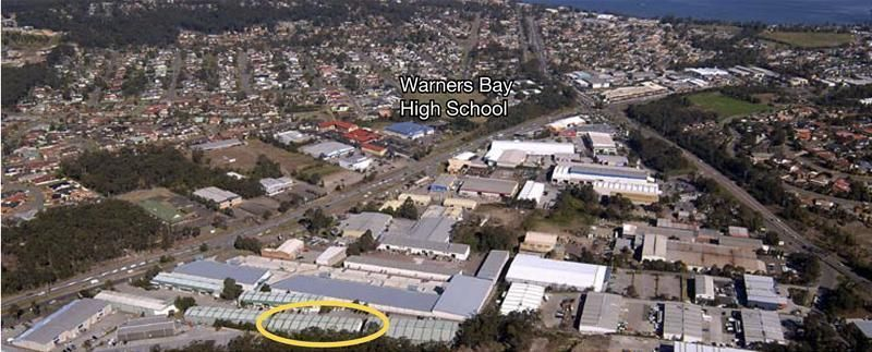 Located in Warners Bay Bulky Goods Precinct