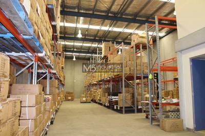 595sqm - Rare Freestanding Warehouse