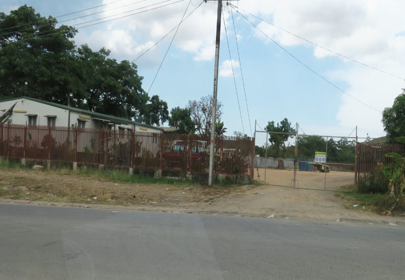Vacant Land in Industrial Area - For Tender