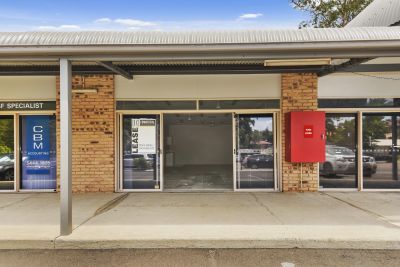 BOUTIQUE RETAIL, OFFICE OR MEDICAL SUITE | BUDERIM