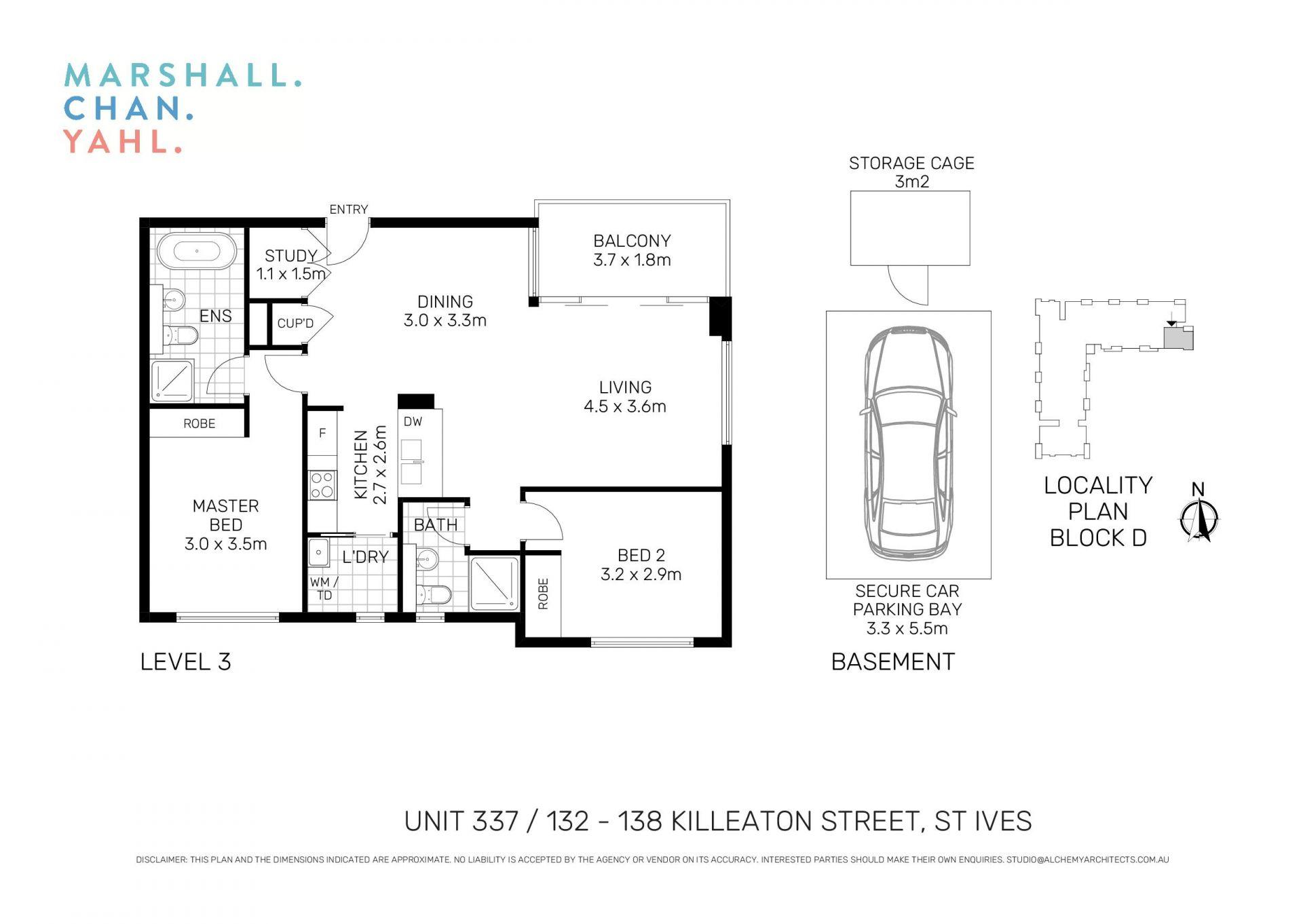 337/132-138 Killeaton Street St Ives 2075
