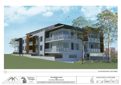 DA Approved for 17 Apartments in a Prime Position at Beautiful Huskisson!