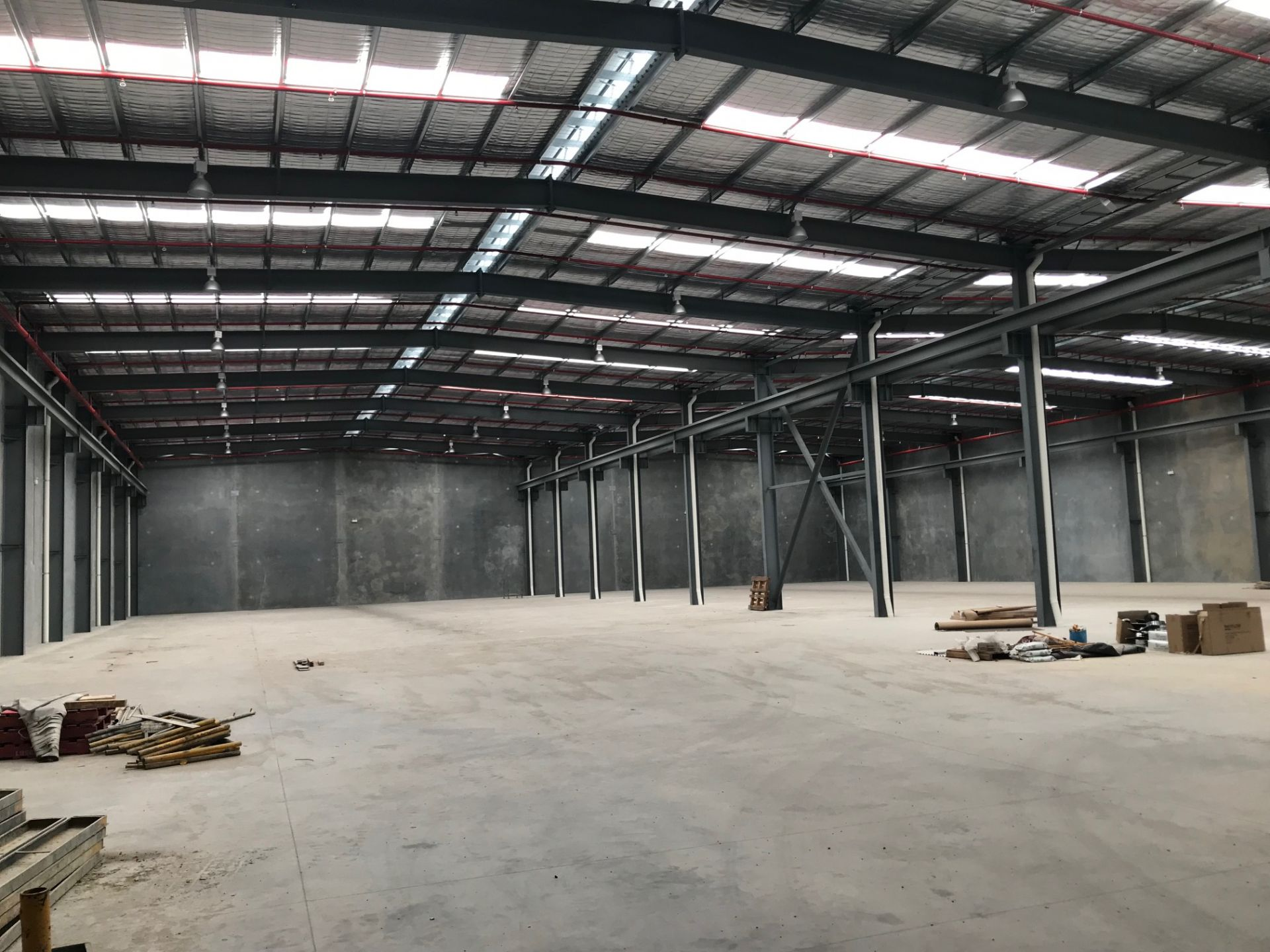 STATE OF THE ART INDUSTRIAL FACILITY
