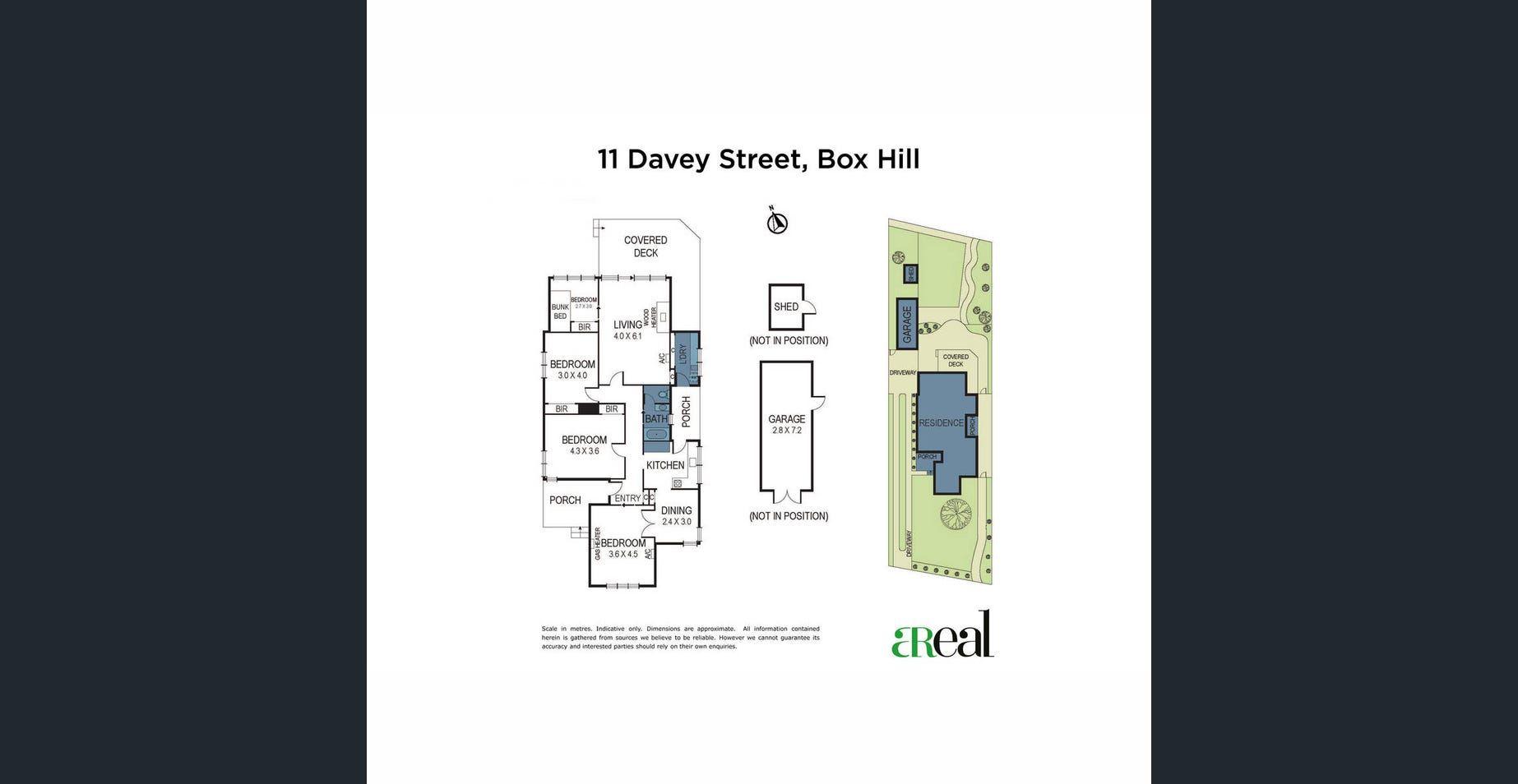 11 Davey Street, Box Hill VIC