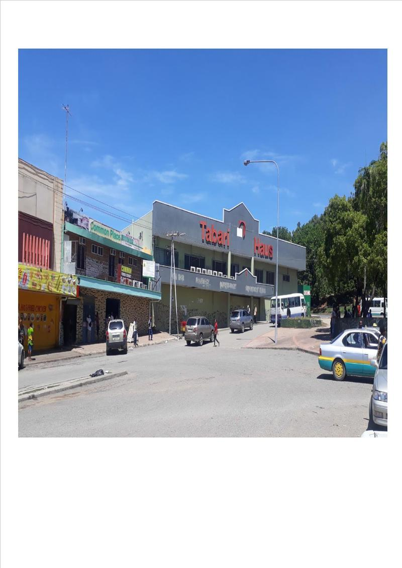 COMMERCIAL RETAIL SPACE FOR RENT-PRIME BOROKO AREA