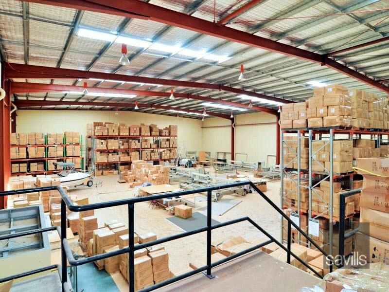 Corporate Flood Free Office/Warehouse