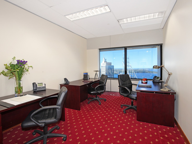 MARVELOUS VIEWS OFFICES LOCATED IN THE HEART OF SYDNEY CITY