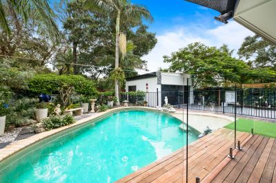 Private Oasis Backing Onto Bushland Reserve