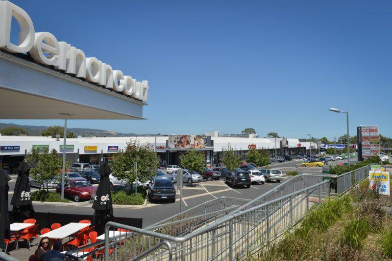 Coles Anchored Neighbourhood Shopping Centre
