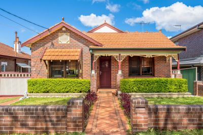 Large premium block with a big and solid double brick home ideal to live in now and knock down rebuild later.