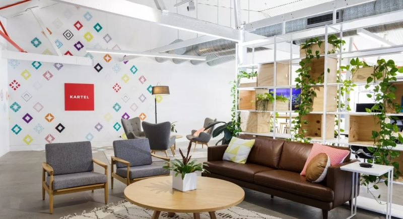 Top quality creative space - full fitout furniture / equipment included