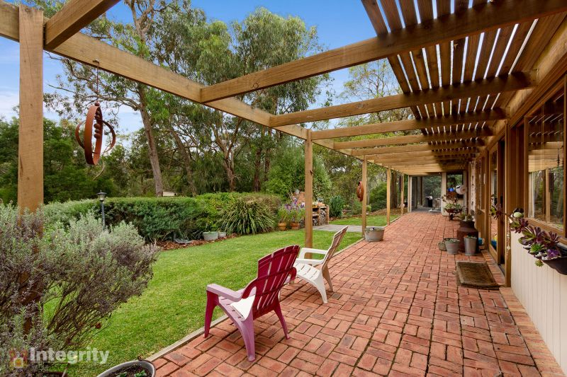 A Magical Mudbrick Home on 2.5 acres approx.