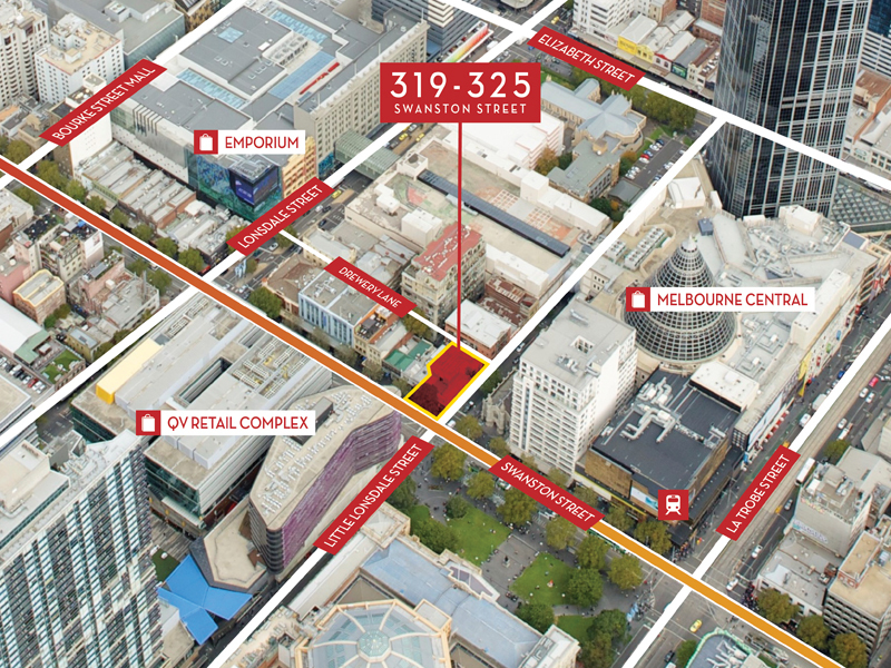 A Perfect Swanston Street Investment