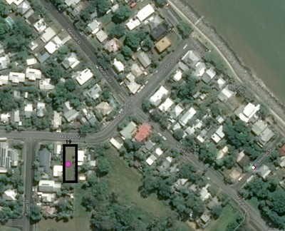 Residential Land at the Beach
