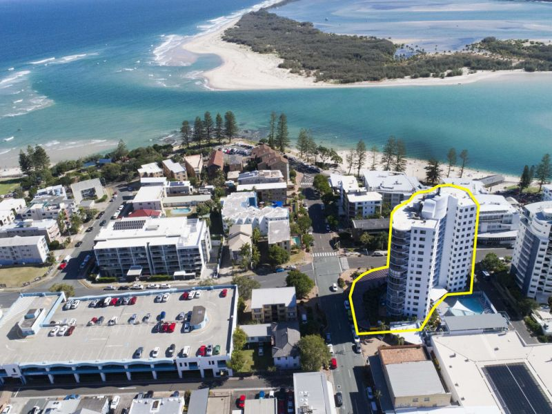 Affordable, Vacant Shop on Minchinton Street, Caloundra   For Sale/Lease