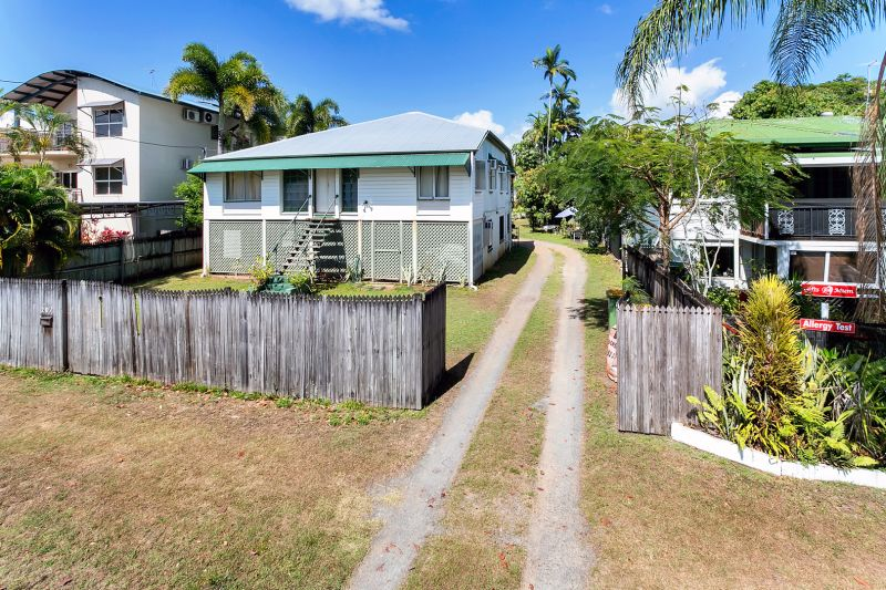 A Rare Find 2 Adjoining Properties -  City Location