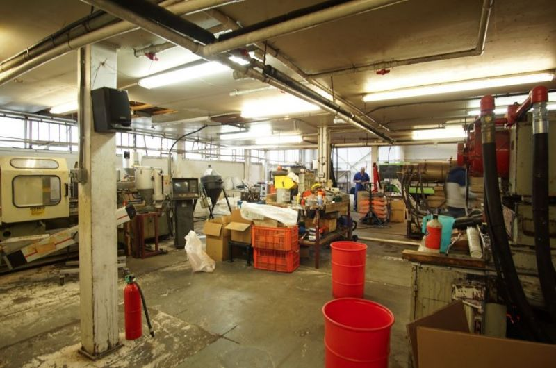 Tidy Industrial Unit