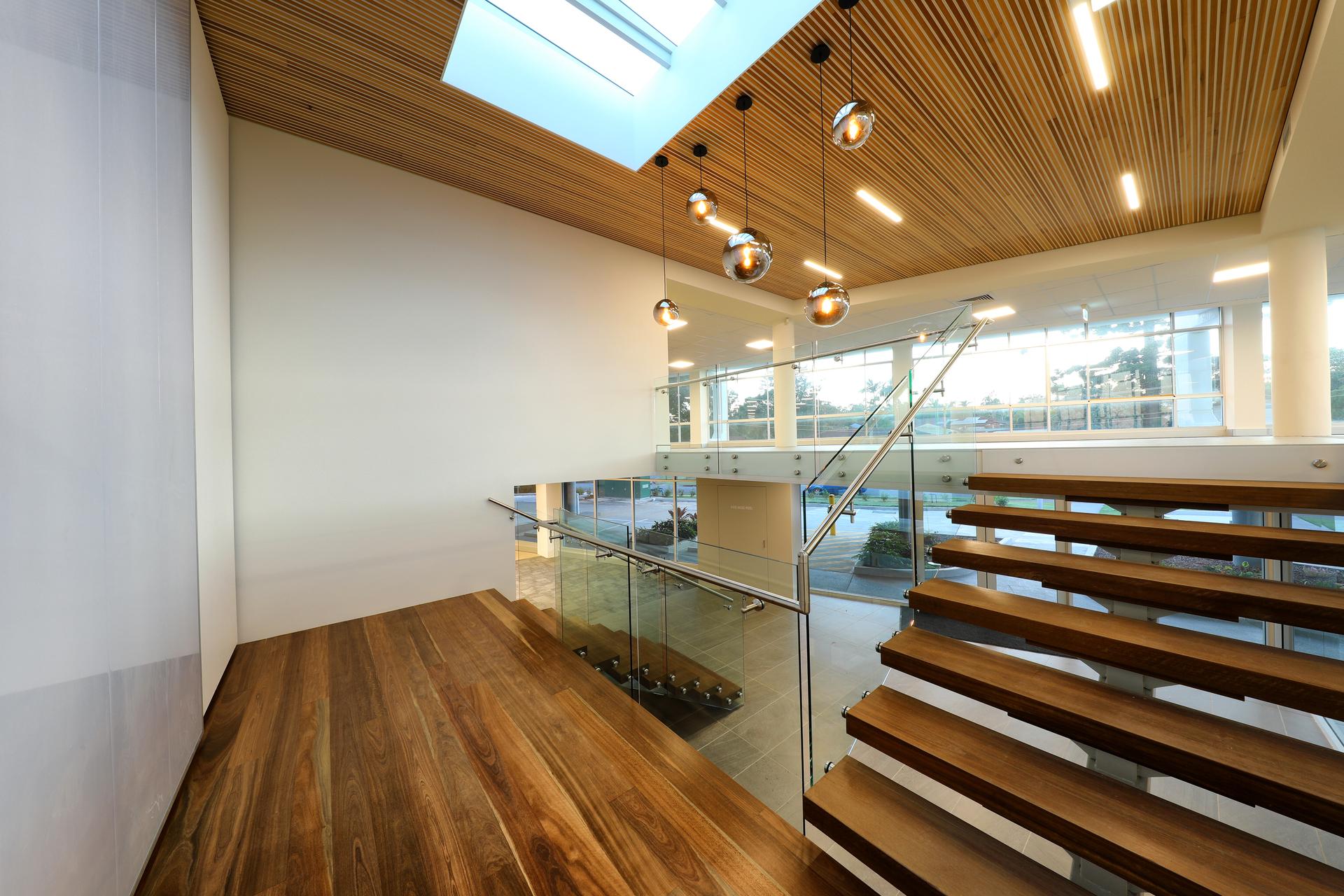 Brisbane's Finest Suburban Office Building