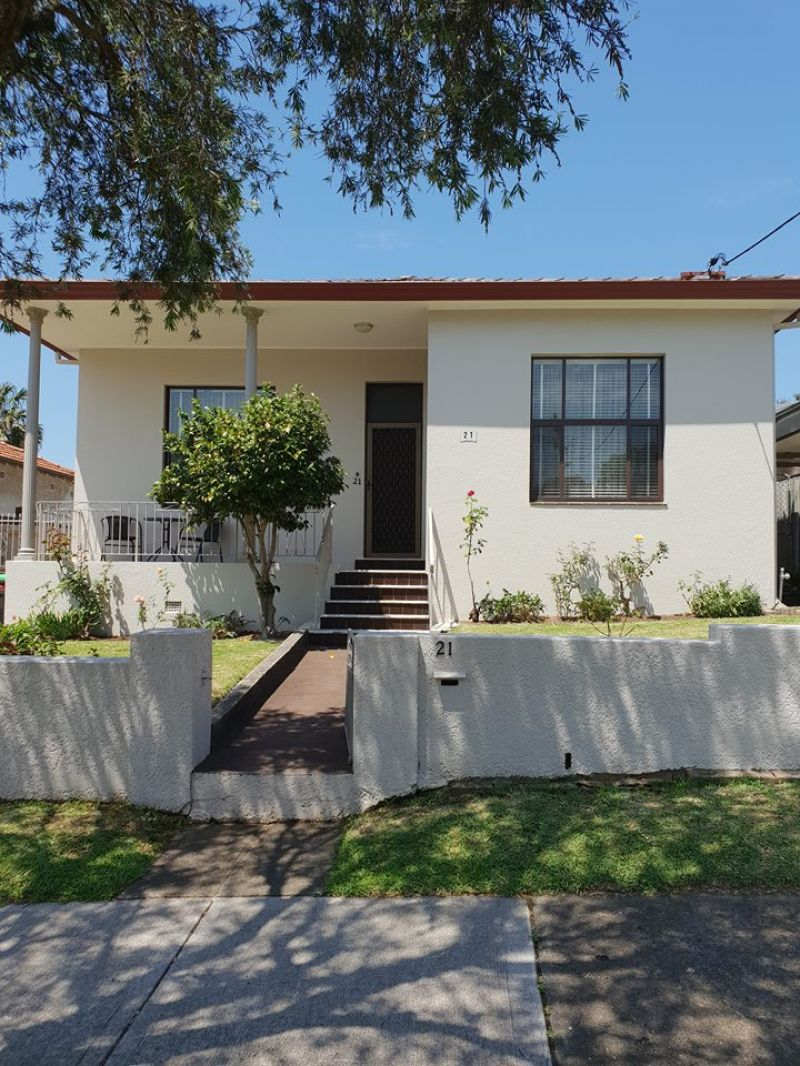 Large 3 bedroom character home