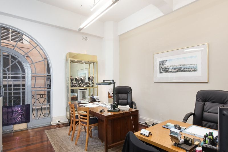 Secure CBD Office Investment