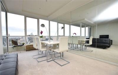 Huge Furnished Three Bedroom Apartment - Ready to Move into!