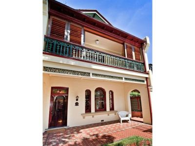 GRAND VICTORIAN TERRACE …Price Guide - Offers Invited Upwards of $2.3m