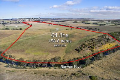Prized River Frontage   64.3 ha 158.8 acres approx.