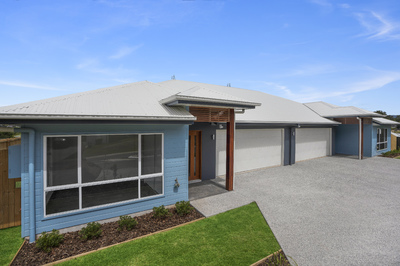 Brand New Woombye Duplexes - AVAILABLE NOW!
