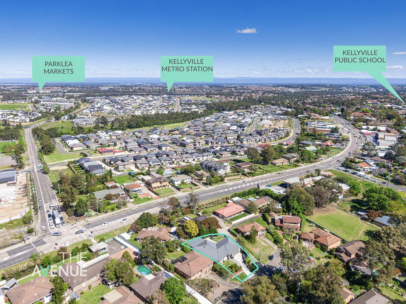 34 Benalla Avenue, Kellyville NSW 2155
