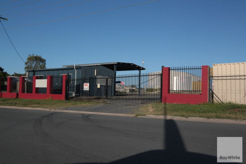 2,600m2 Secure Hardstand Available For Lease