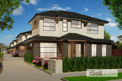 Executive Townhouse Living! Buy Off The Plan And Save!