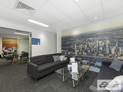FULLY FITTED MODERN OFFICE - PRICED TO LEASE!
