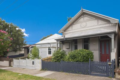 Charming Home in Prized Locale
