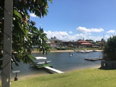 ENVIABLE WATERFRONT LIFESTYLE- WALK TO NOBBY BEACH