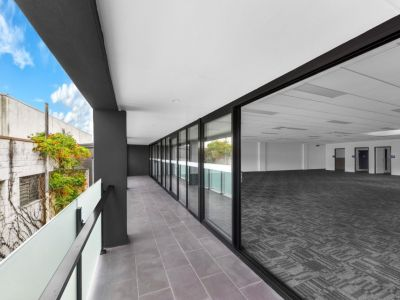 A-Grade Office Building with Unrivalled Car Parking