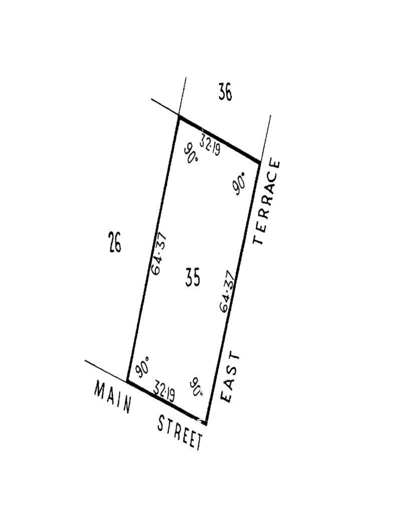 For Sale By Owner: Lot 35 Main Street, Huddleston, SA 5523