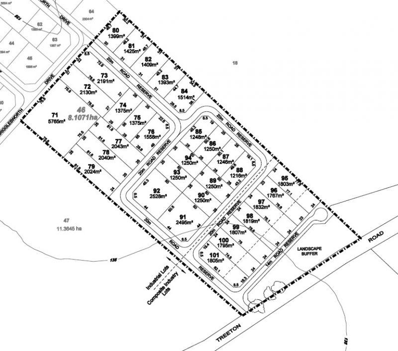 Lot 46 Treeton  Road, Cowaramup