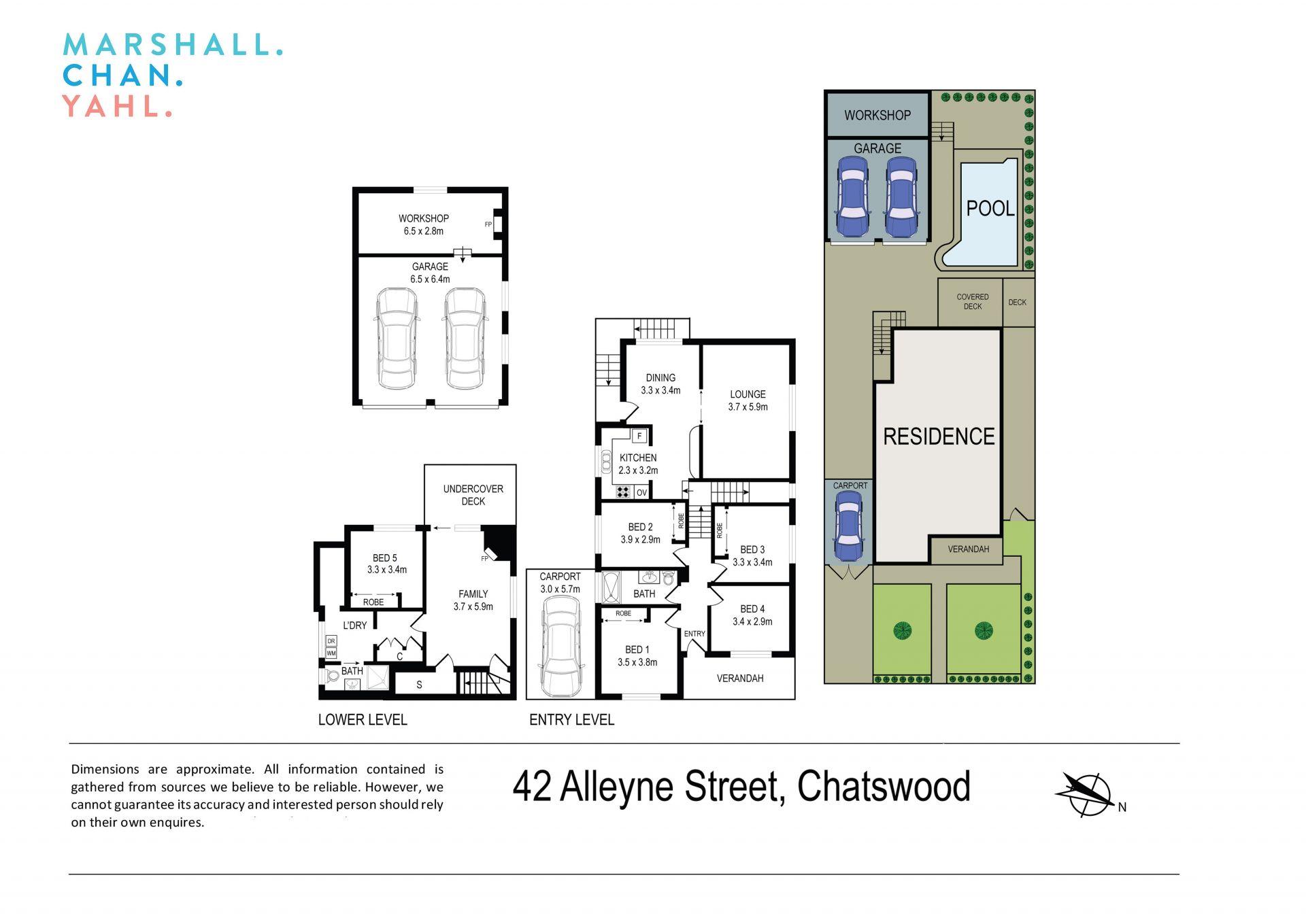 42 Alleyne Street Chatswood 2067