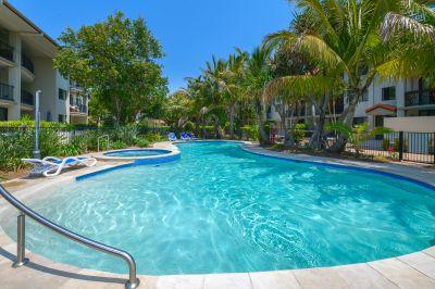 Mermaid Beach Resort Living