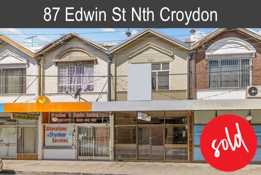 Vendor of 87 Edwin Street Nth Croydon
