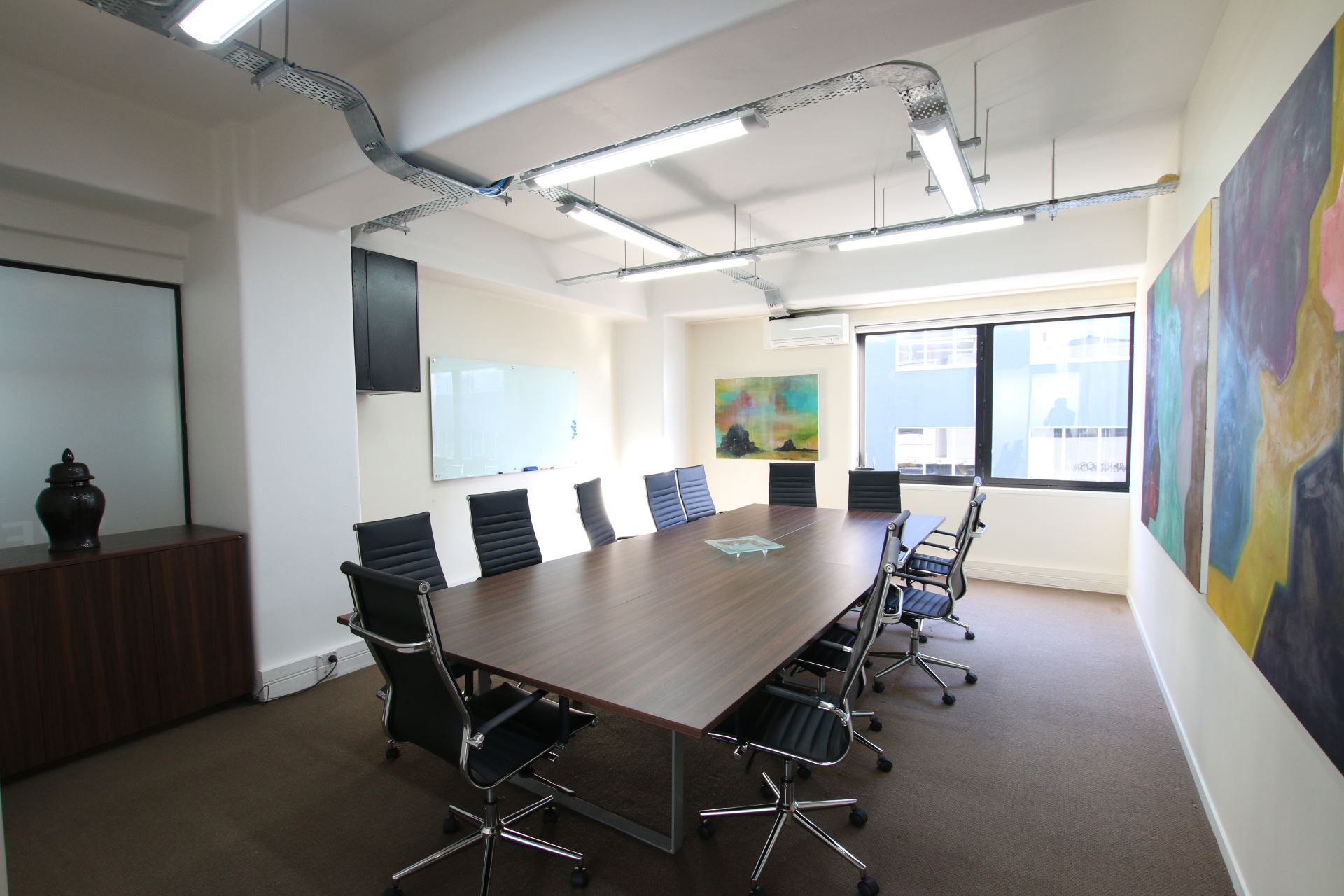 Fully Fitted Out Parnell Office