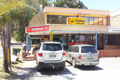 Business for sale - Island Point Kebabalon Take-away & Cafe - Busy!!!