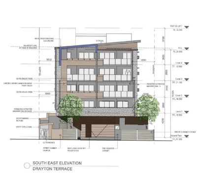 DA Aproved For 16 Two Bedroom Units