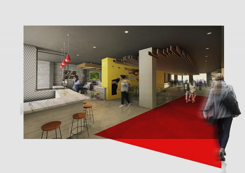 Fresh and vibrant eatery leasing now