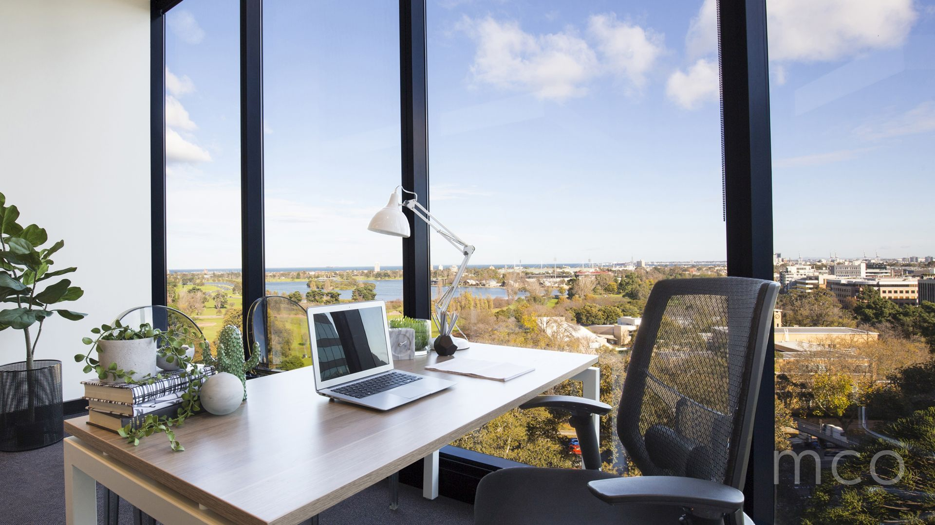 Lease a work space with a view at St Kilda Rd Towers!