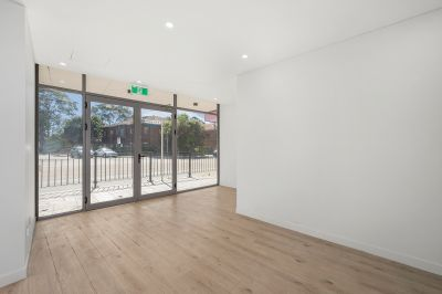Brand New Shop with Total Space of 101sqm