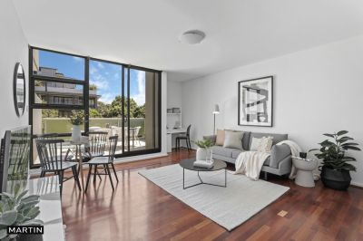 MARTIN – ONE BEDROOM APARTMENT